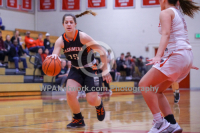Gallery: Girls Basketball Cashmere @ Kings
